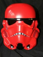 Star Wars Helmet Magma Trooper Fibreglass Adult Full Size Wearable