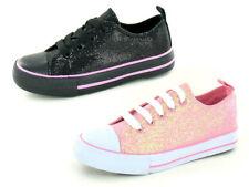 Chaussures décontractées en synthétique pour fille de 2 à 16 ans