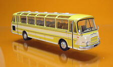 Brekina 58200 Setra S12 Omnibus - creme/gelb von Starline - Formneuheit
