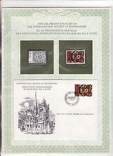 enveloppe timbre neuf et argent association receveurs de la poste  Suisse  1,10