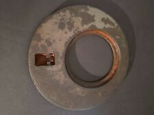 Antique CAST IRON 8-inch WOOD COOK STOVE BURNER LID COVER PLATE #10 Ring Cover