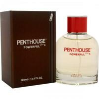 Penthouse Powerful Cologne by Penthouse, 3.4 oz EDT Spray for Men NEW IN BOX
