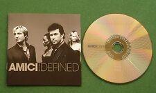 Amici Forever Defined inc Nella Fantasia / Bonus Track: Power Of Love + CD