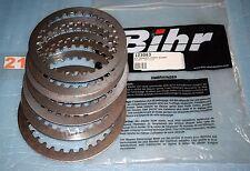 kit disques embrayage lisses Bihr SUZUKI RM 250 de 1997/2008 neuf