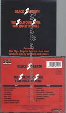 CD--BLACK SABBATH--WE SOLD OUR SOUL FOR ROCK N ROLL --2 CDS--PARANOID