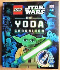 LEGO Star Wars. Die Yoda-Chroniken von Daniel Lipkowitz (2013, Gebundene Ausgabe