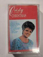CRISTY LANE Cristy Lane Christmas V40018 SEALED Cassette Tape