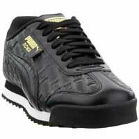 Puma Roma Reinvent Womens  Sneakers Shoes Casual   - Black