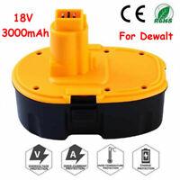 18V 18 Volt 3000mAh for Dewalt XRP Battery DC9096 DC9098 DC9099 DW9096 Power US