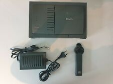 RARE PHILIPS CD-i CDI 450 DVC CONSOLE PLAYER +WIRELESS CONTROLLER+CABLES