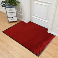 Non Slip Door Mat Indoor Outdoor Washable Rugs Back Doormat