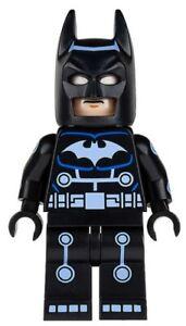 NEW LEGO ELECTRO SUIT BATMAN MINIFIG DC COMICS SUPER HEROES minifigure electric
