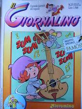 Giornalino n°23 1988 Pon Pon L. Bottaro - Machiko Gino D'Antonio [G.302]
