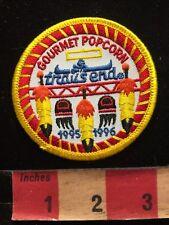 1995-1996 Trails End Council Gourmet Popcorn Boy Scouts Patch 85N4