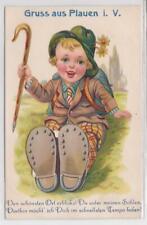 30860 Leporello Ak Gruß aus Plauen im Vogtland 1931