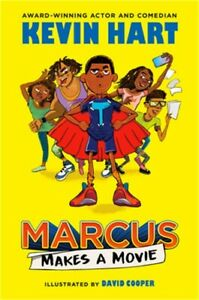 Marcus Makes a Movie (Hardback or Cased Book)
