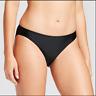 Merona Womens Hipster Swim Bikini Bottom,black-various sizes
