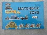 MATCHBOX TOYS CATALOGUE 1983  schiffer Great condition