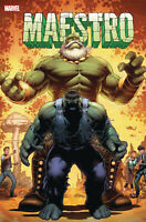 MAESTRO 1  (MARVEL COMICS 2020) 72720 - Incredible Hulk