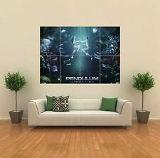 Pendulum Immersion Giant Wall Art Poster Print