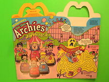1988 McDonalds HM Box - New Archies - Archies/ Fun Park