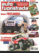 Auto & Fuoristrada 09 2003 Mercedes G Hummer H3 Nissan Patrol Mutt Tata Safari