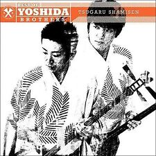 FREE US SHIP. on ANY 2 CDs! NEW CD Yoshida Brothers: Best of Yoshida Brothers