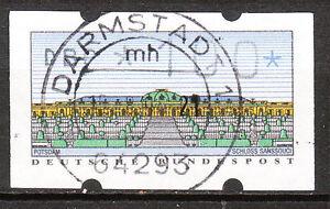 BRD 1993 19.05. Automarten-Freimarke 100er Gestempelt LUXUS!!! (A138)