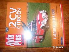 Auto Plus collection 2CV Citroen n°7 Utilitaire ....