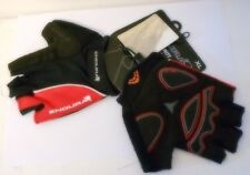 Guantes ciclismo Endura Negro y rojo La talla XS NUEVO