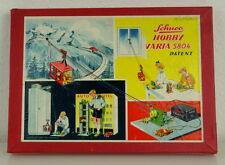 Tin toy Schuco construction-kit Hobby Vario 5804 near mint and large.