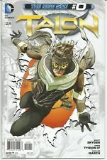 Talon #0 : November 2012 : DC Comics