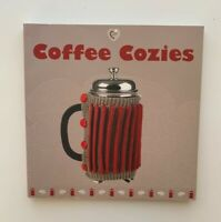 Knitting Pattern Book 30 Coffee Cozy Designs All Experience Levels  YE362