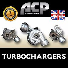 Turbocharger for Audi A4 2.0 TDI (B7). 140 BHP, 100 kW. From 2005. Turbo 758219.
