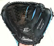 "Easton Baseball Glove FPT12 RH Throw Ideal Fit System 12"" Pattern Leather Palm"