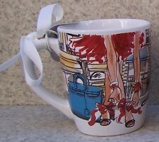 Jumbo Coffee Mug Live Your Dreams NEW 24 ounce cup with gift box