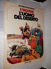 L UOMO DEL DESERTO F Tacconi Gino D Antonio Cepim 1977 un uomo un avventura 5 di