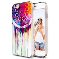 Handy Hülle Apple iPhone 6S Plus Cover Case Schutz Tasche Motiv Slim Silikon