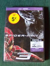 SPIDERMAN 3 - SAM RAIMI - DVD + digital UV 2014 SONY 720548  neuf sous blister