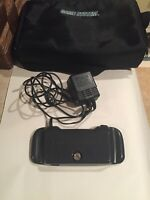 Official Sega Game Gear Gamegear Powerback + AC Adapter Tested Working With Case