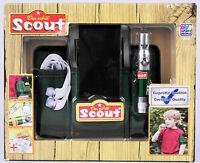 SCOUT Entdecker-Set: Neopren-Armtasche mit Signalpfeife, Handyfach, Taschenlampe