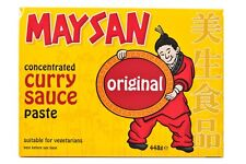 2 x 448g MAYSAN ORIGINAL CURRY Sauce Paste Concentrate, Chinese takeaway Chicken