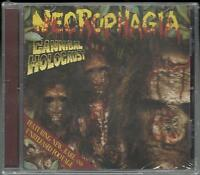NECROPHAGIA CANNIBAL HOLOCAUST SEALED CD NEW