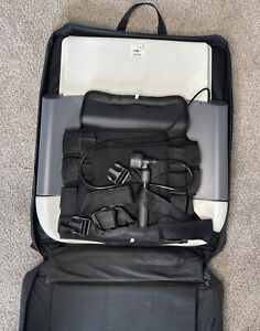 Saunders Lumbar Traction Device & Carrying Case Ships FREE!