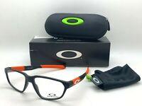 Oakley TAIL WHIP OY8011 0451 SATIN BLACK Eyeglasses KIDS Frame 51-15-128MM NIB