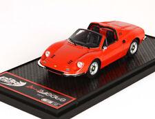 BBR - DINO FERRARI 246 GTS - Rosso Dino - BBR BBRC54E - 1/43
