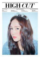 HIGH CUT VOL.233 JESSICA KOREA MAGAZINE TABLOID 2019 JAN JANUARY NEW