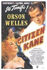 CITIZEN KANE ~ 27x40 ONE SHEET MOVIE POSTER ~ Orson Welles Joseph Cotten