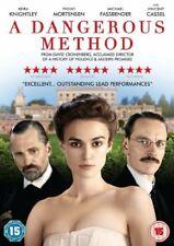 a Dangerous Method DVD 2012 Region 2