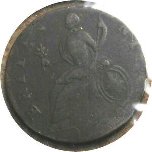elf Machins Mills Copper 1778  Vlack 11-78A  minted in New York